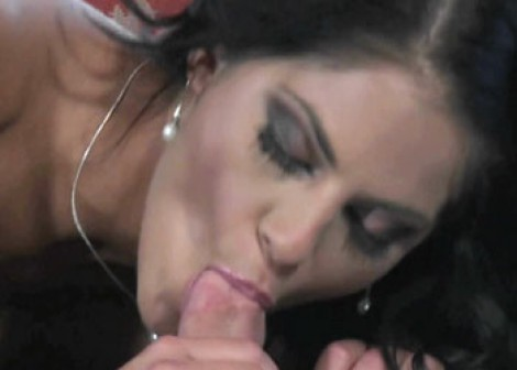 Czech slut Defrancesca gets banged