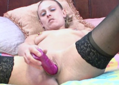 Slutty MILF Jen getting fucked